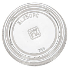 Fabri Kal Portion Cup Lids For