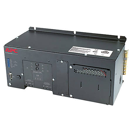 APC by Schneider Electric DIN Rail - Panel Mount UPS with Standard Battery 500VA 230V