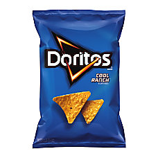 Doritos Cool Ranch Chips 2875 Oz