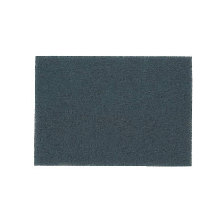 "3M™ 5300 Blue Cleaner Floor Pads, 28"" x 14"", Blue, Case Of 10"
