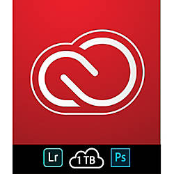 Adobe Creative Cloud Photography Plan w