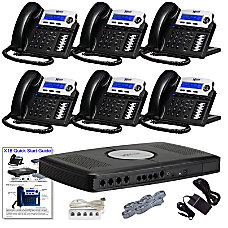 XBLUE X16 Phone System Bundle With