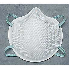 2200 Series N95 Particulate Respirators Half