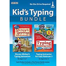 Kids Typing Bundle