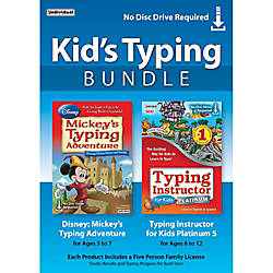 Kids Typing Bundle Download Version