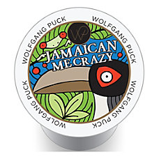 Wolfgang Puck Jamaican Me Crazy Single