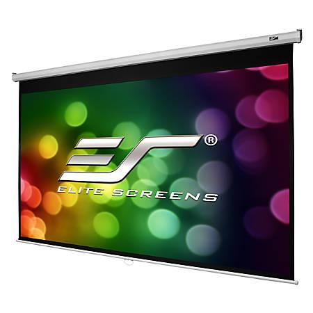 Elite Screens Manual B