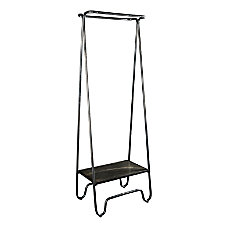 Linon Neva Metal Coat Rack 68