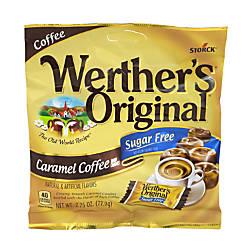Werthers Original Sugar Free Caramel Coffee