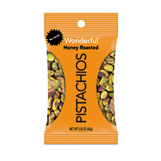 Wonderful Honey Roasted Pistachios 225 Oz