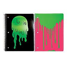 Nickelodeon Slime Notebook 8 12 x