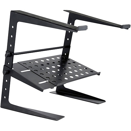 Pyle Laptop Computer Stand For Dj Wstorage Shelf By Office Depot Officemax