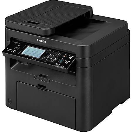 Canon imageCLASS MF236n Monochrome All-In-One Printer, Scanner, Copier, Fax