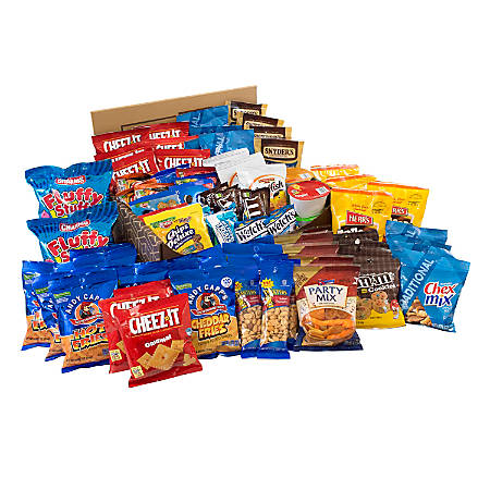 Big Party Snack Box