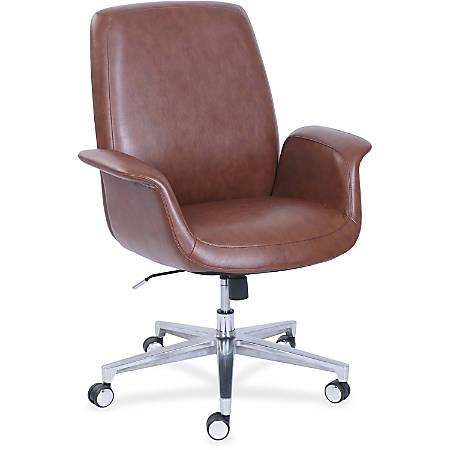La-Z-Boy® ComfortCore Collaboration Chair, Brown