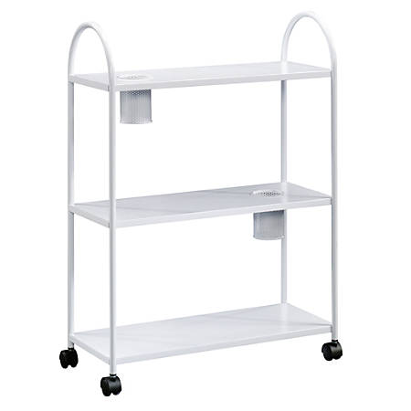 Sauder® Cottage Road Multi-Purpose Cart with Casters, White