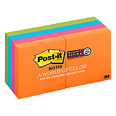 Post it Super Sticky Notes 1