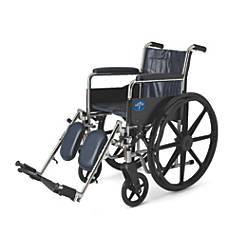 Medline Excel 2000 Wheelchair Elevating 16