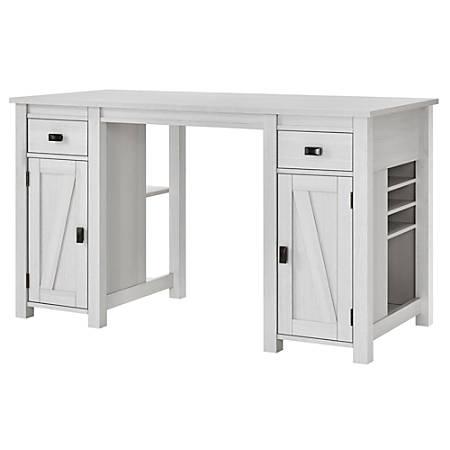 Ameriwood™ Home Farmington Desk/Craft Table, Ivory Pine