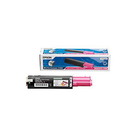 Epson® S050188 Magenta Toner Cartridge