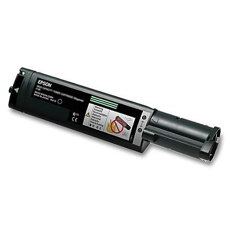 Epson® S050190 High-Capacity Black Toner Cartridge