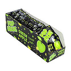 Pop Rocks Green Apple Box Of