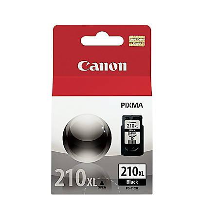 Canon ChromaLife 100+ PG-210XL Black Ink Cartridge (2973B001)