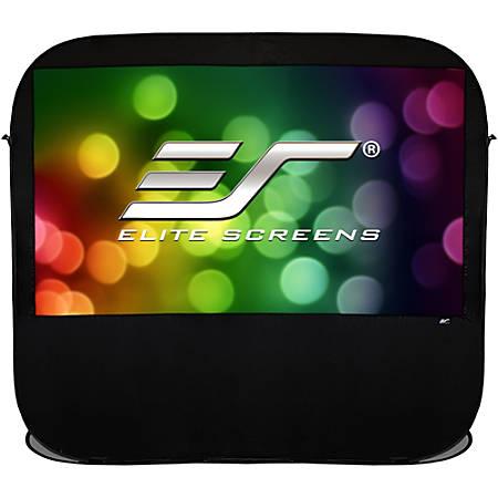 Elite Screens Pop-up Cinema Series