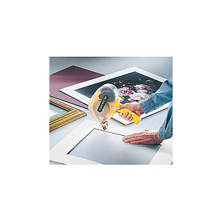 """3M™ 969 Adhesive Transfer Tape, 1/2"""" x 18 Yd., Clear, Case Of 6"""