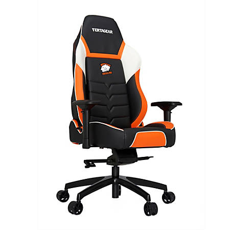 Vertagear Racing Series P-Line PL6000 Gaming Chair, Black/Virtus Pro