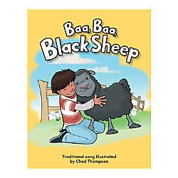 Teacher Created Materials Big Book Black