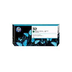 HP 747 300 mL Chromatic Green