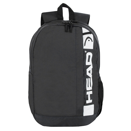 """HEAD Pete Backpack With 15"""" Laptop Pocket, Gray"""