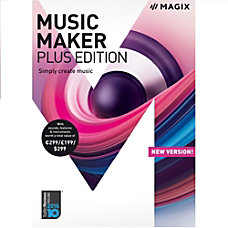 MAGIX Music Maker Plus Edition Download