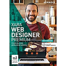 Xara Web Designer Premium Download Version