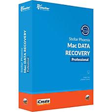 Stellar Phoenix Mac Data Recovery Professional