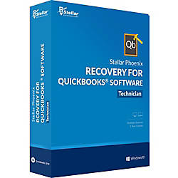 Stellar Phoenix Recovery for QuickBooks Software