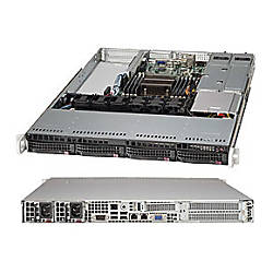 Supermicro SuperChassis SC815TQ R500WB System Cabinet