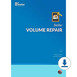 Stellar Volume Repair Download Version