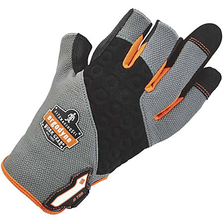 720 L Gray Heavy-Duty Framing Gloves