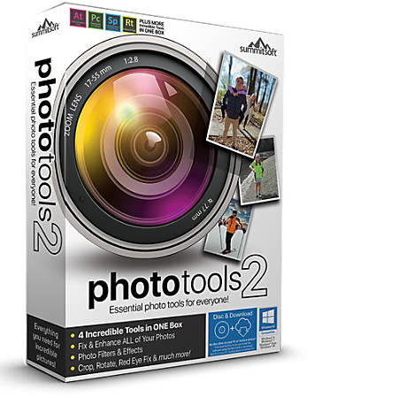 Photo Tools 2, Download Version
