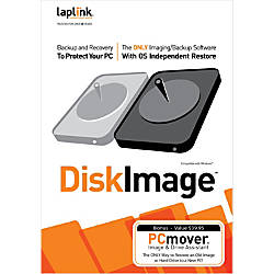 Laplink DiskImage Traditional Disc