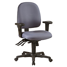Office Star Work Smart Ergonomic Multifunction