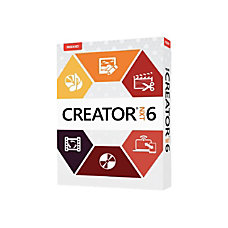 Corel Creator NXT 6 Traditional Disc