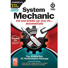 Iolo Technologies System Mechanic Traditional Disc