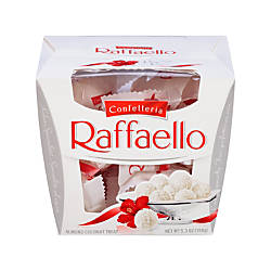 Raffaello Almond Coconut Treat Ballotin Box