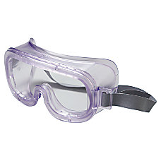 Classic Goggles Clear Frame Clear Lens