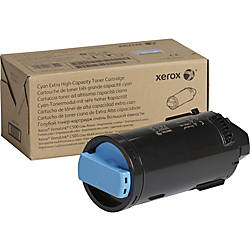 Xerox Original Toner Cartridge Cyan