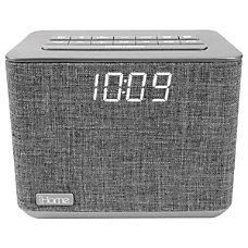 iHome Bluetooth Dual Alarm FM Clock