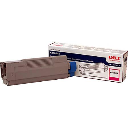 OKI® 43324418 Magenta Toner Cartridge